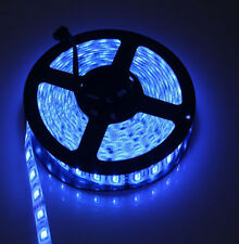 Striscia de Led 5050 BLU IMPERMEABILE 5m 60 Led/m 300 Led strip IP65 Waterproof