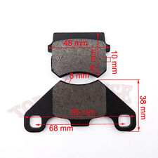 Disc Brake Pads Shoes For 50 90 110 125 cc Kazuma Taotao Falcon Roketa Sunl ATV