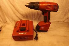 HILTI MODEL #SF151-A CORDLESS DRILL WITH A BATTERY AND CHARGER