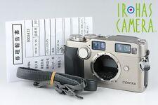 Contax G2 35mm Rangefinder Film Camera #9187D1