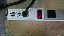 tripp lite  72in. power strip 24 outlets