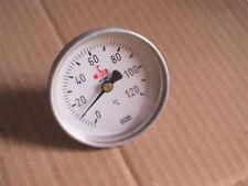 Sonde température analogique WIKA 0 à 120°C Ø 80mm