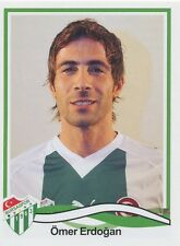 N°055 GOKCEK VEDERSON # TURKEY BURSASPOR STICKER PANINI SUPERLIG 2011