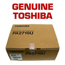 NEW Toshiba PA2719U Port Replicator Docking Station Libretto 100CT 110CT w/o AC