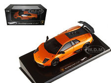 LAMBORGHINI MURCIELAGO LP 670-4 SV ORANGE ELITE 1/43 MODEL CAR HOTWHEELS T6935