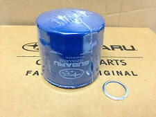 Genuine OEM Subaru Oil filter 15208AA12A & Crush washer Impreza WRX STI Legacy