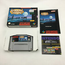Harvest Moon | Super Nintendo | SNES | PAL | OVP | Spiel/Game | RARE