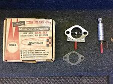 Vintage 1962 Sparkomatic Ram Jet Mini Supercharger Add On Accessory Cool!! Rare!