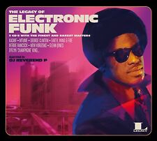 THE LEGACY OF ELECTRONIC FUNK - KASHIF, ROY AYERS, PLUSH, NEW HORIZONS 3 CD NEU