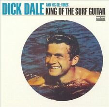 Dick Dale & His Del-Tones King Of The Surf Guitar 180g vinyl LP NEW sealed