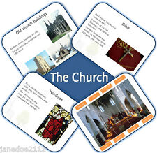 KS1 RE topic PLACES OF WORSHIP  VISITING A CHURCH Primary IWB Teaching Resources