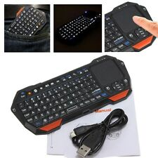 3 in1 Mini Bluetooth Wireless Keyboard Touchpad Mouse for Android iOS Windows PC