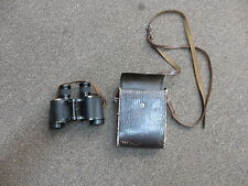 1954 Russian Soviet Military binoculars 6x30 with pouch