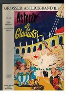 Grosser Asterix Band III - Asterix als Gladiator - 1969