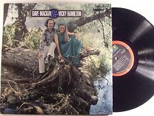 dave mackay & vicky hamilton lp  self titled  as 9184  vg++/m-