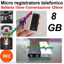 MINI GRABADORA DE AUDIO 8GB VOCAL SPY LUZ VOICE GRABADORA TELÉFONO DICTÁFONO