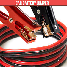 20 Ft 4 Gauge Heavy Duty Starter Power Booster Cable Emergency Battery Jumper