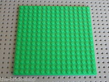 Plaque de base LEGO Friends BtGreen Baseplate 16x16 ref 91405 / 3942 3189 3065..