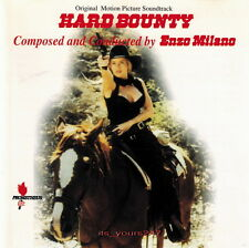 Hard Bounty - Original Soundtrack [1997] | Enzo Milano | CD