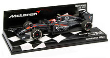 Minichamps McLaren Honda MP4-30 #22 British GP 2015 - Jenson Button 1/43 Scale