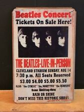 Beatles Concert The Beatles Live in Person ( 20x30cm )