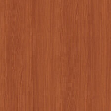 Cherry Brown Wood Wallpaper Self Adhesive Peel Stick Contact Paper Wall Sticker