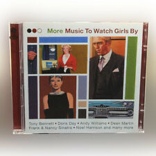 Más Música A Míralas Girls Por - Andy Williams, Tony Bennett etc - cd de X 2