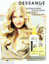 PUBLICITE ADVERTISING 086  2012  Jacques Dessange  coiffeur 150816