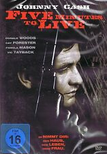 DVD NEU/OVP - Five Minutes To Live - Johnny Cash, Donald Woods & Cay Forester