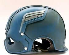 Hot CATTOY 1:1 Captain America WEARABLE Helmet Replica REALISTIC PAINTED Version
