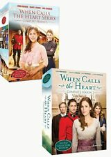 When Calls the Heart | NEW | Seasons 1 & 2 (2-10 disc-collector's sets)