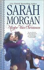 Maybe This Christmas by Sarah Morgan (2014, Paperback)