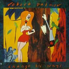 "Robert Palmer(7"" Vinyl P/S)Change His Ways-EM 85-UK-VG/VG"
