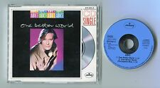 ABC -3-Inch-CD-Single - ONE BETTER WORLD © 1989 - 2-Track-CD - Percapella-Mix