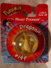 Pokemon Super Power Bouncer Ball Dragonite Figure Hasbro 1999 *Great Condition*