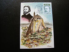 FRANCE -  carte 1er jour 5/6/1982 (jules valles) (cy40) french
