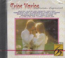 Los Duendes Los Jaibos Trios Varios Edicion Especial CD New Nuevo Sealed