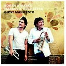 Gipsy Manifesto [10/28] by Boban & Marko Markovic Orchestra (CD, Oct-2013,...