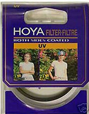 Hoya UV (O) Optical Glass Protector Filter 55mm Both Sides Coated In UK Offer!