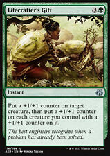 MTG 4x LIFECRAFTER's GIFT - DONO DELLA FORGIAVITA - AER - MAGIC