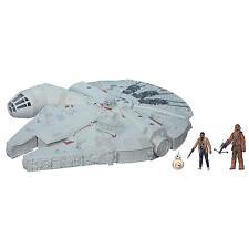 Star Wars The Force Awakens Battle Action Millennium Falcon