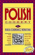 *EXCELLENT COND* POLISH COOKERY COOKING COOKBOOK CUISINE BY OCHOROWICZ-MONATOWA