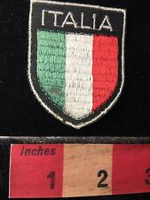 Italy Patch ~ Italia ~ Flag Theme Souvenir 604