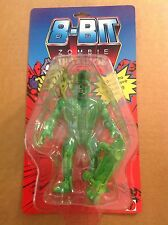 8-Bit Zombie exclusive Slime Pit Thrashor custom figure MOC MOTU only 1 made