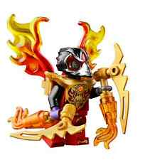 "[neu] LEGO Legends of Chima Minifigur ""Razar"" aus Set 70223"