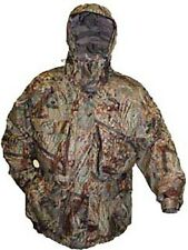 Arctic Armor Floating Extreme Weather Ice Fishing Hunting Jacket Camo Large