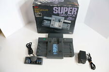 PC Engine Super Grafx Console Boxed PCE PI-TG4 PI-PD6 JP Import US Seller READ