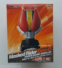 Masked Kamen Rider DEN-O Head Helmet Mask Display 1/2 Scale BANPRESTO 2007