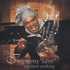 Ingrams: Southern Cooking Live Audio Cassette