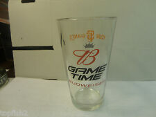 Your SF Giants Budweiser Game Time  Beer Glass (Used/EUC)